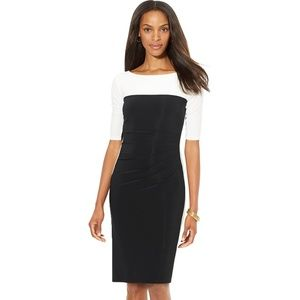Lauren by Ralph Lauren sheath dress